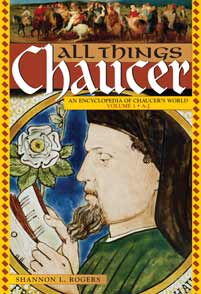 All Things Chaucer cover image