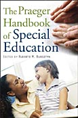 The Praeger Handbook of Special Education cover image