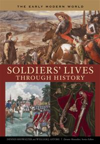 Soldiers' Lives through History - The Early Modern World cover image