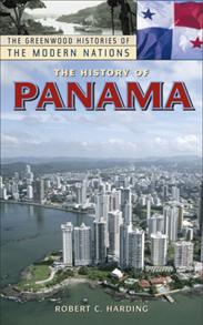 The History of Panama cover image