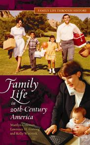 Family Life in 20th-Century America cover image