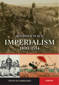 Encyclopedia of the Age of Imperialism, 1800-1914 cover image