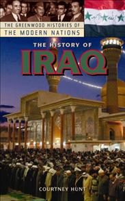 The History of Iraq cover image