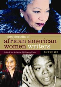 Encyclopedia of African American Women Writers cover image