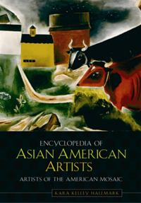 Cover image for Encyclopedia of Asian American Artists