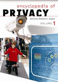Encyclopedia of Privacy cover image