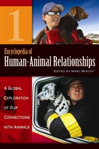 Cover image for Encyclopedia of Human-Animal Relationships
