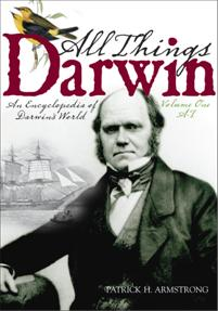 All Things Darwin cover image
