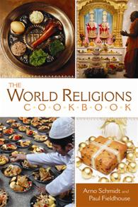 The World Religions Cookbook cover image