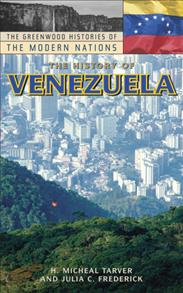 The History of Venezuela cover image
