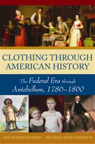 Clothing through American History cover image