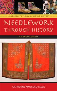 Needlework through History cover image