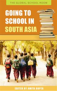 Cover image for Going to School in South Asia