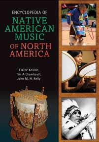 Encyclopedia of Native American Music of North America cover image