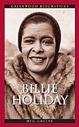 Billie Holiday cover image