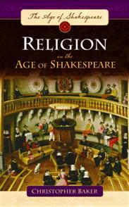 Religion in the Age of Shakespeare cover image