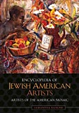Cover image for Encyclopedia of Jewish American Artists