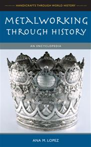 Metalworking through History cover image