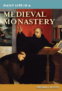 Daily Life in a Medieval Monastery cover image