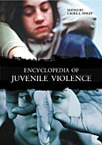 Encyclopedia of Juvenile Violence cover image