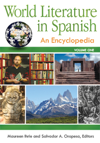Cover image for World Literature in Spanish