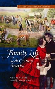 Family Life in 19th-Century America cover image