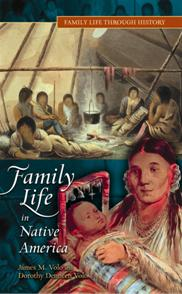 Family Life in Native America cover image