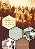 American Indian Chronology cover image