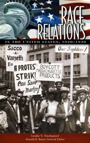 race relations in the usa 1945 Historical analysis of race in world war ii world war ii through the lens of race the united states army enlisted black soldiers into separate regiments.