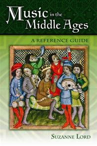 Music in the Middle Ages cover image