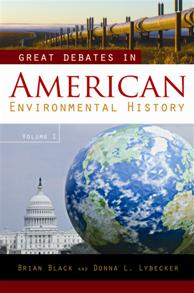 Great Debates in American Environmental History cover image