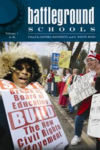 Cover image for Battleground: Schools