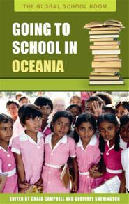 Going to School in Oceania cover image