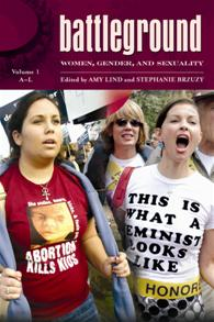 Battleground: Women, Gender, and Sexuality cover image