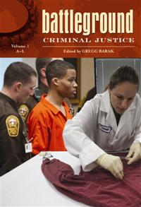 Cover image for Battleground: Criminal Justice
