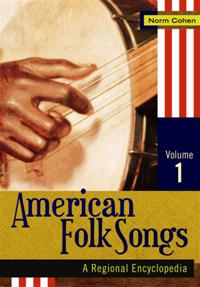 American Folk Songs cover image