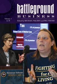 Battleground: Business cover image