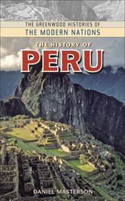 The History of Peru cover image