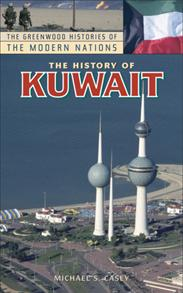 The History of Kuwait cover image