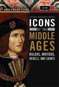 Icons of the Middle Ages cover image