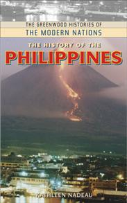 The History of the Philippines cover image