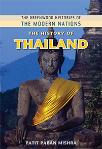 The History of Thailand cover image