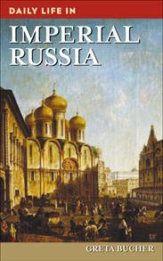 Daily Life in Imperial Russia cover image