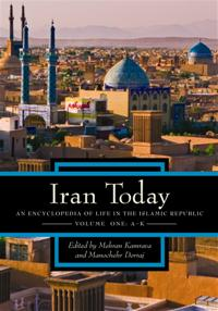 Iran Today cover image