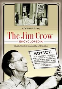 The Jim Crow Encyclopedia cover image