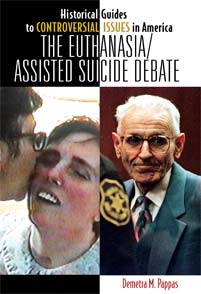 Cover image for The Euthanasia/Assisted-Suicide Debate