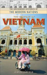 The History of Vietnam cover image