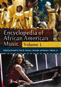 Encyclopedia of African American Music cover image
