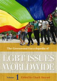 The Greenwood Encyclopedia of LGBT Issues Worldwide cover image