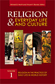 Cover image for Religion and Everyday Life and Culture